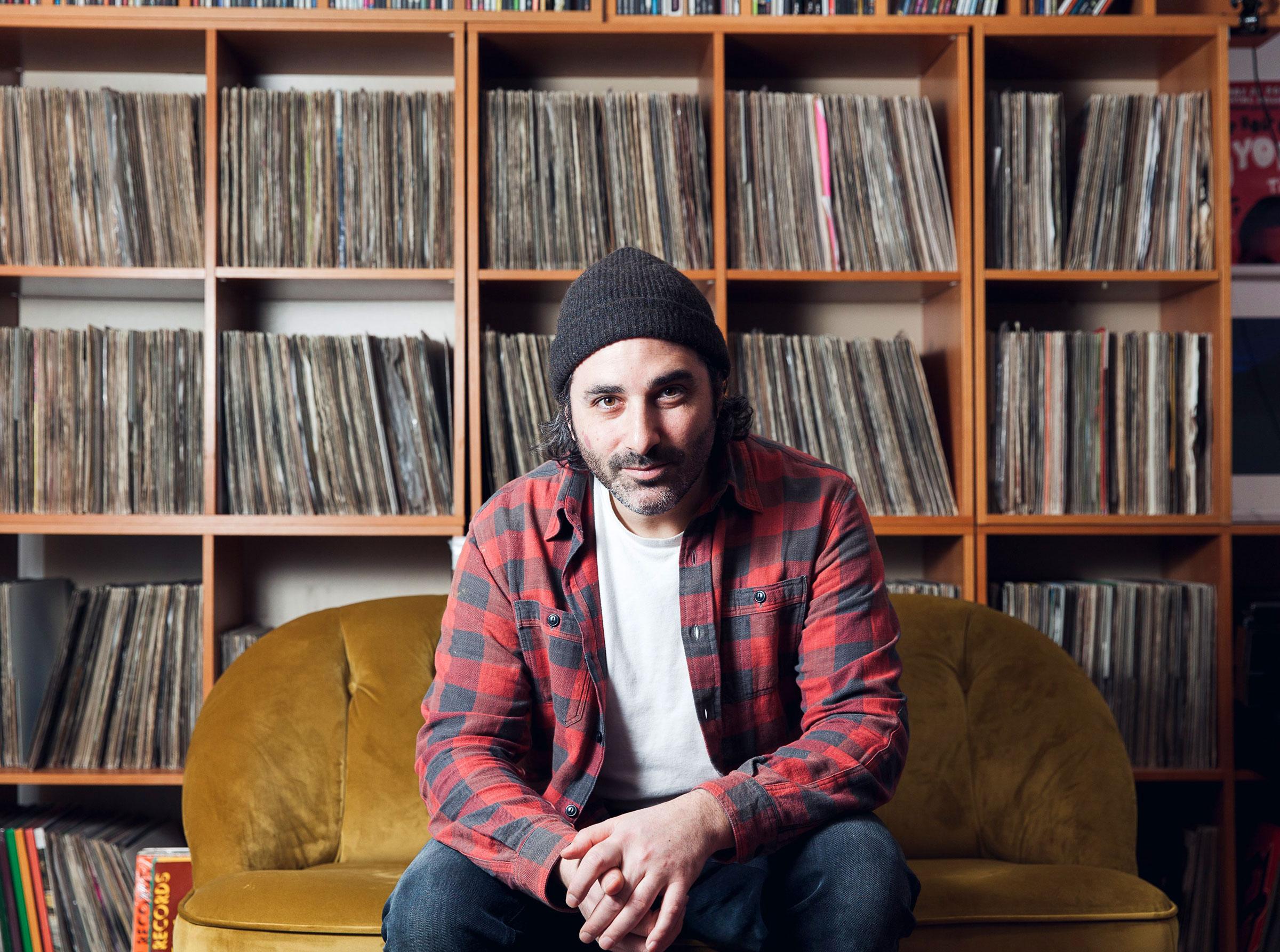 DJ Yoda soundjam